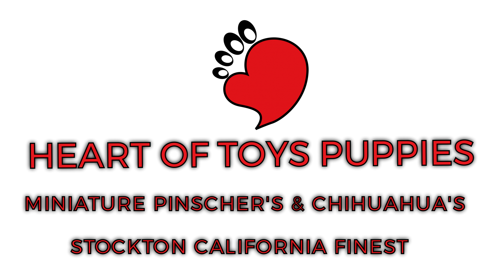 HEART OF TOYS MINIATURE PINSCHERS & CHIHUAHUAS